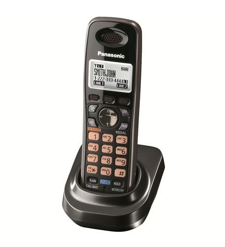 panasonic consumer 2-line dect6.0 handset for 93xx/94xx