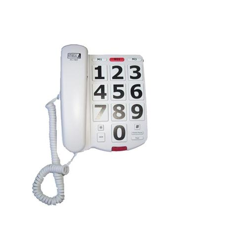 future-call big button phone 40db handset volume