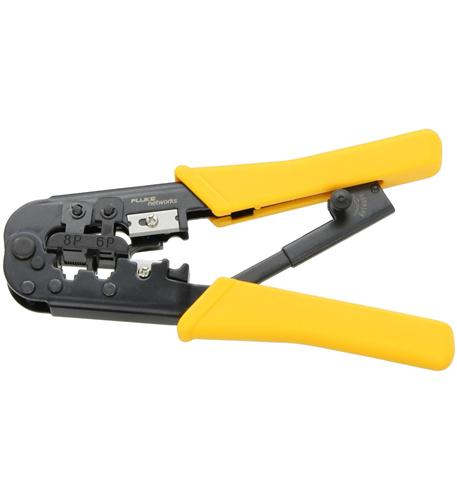 Fluke Networks Modular Crimper for 6 and 8 Position