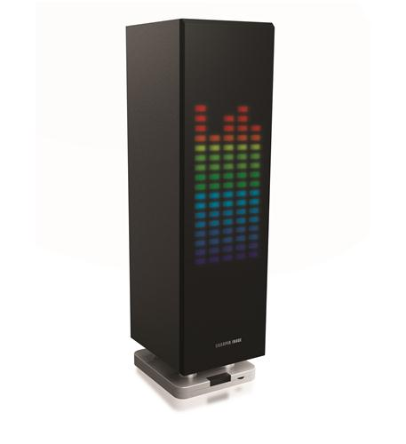 Sharper Image BT Mini Tower with LED lights