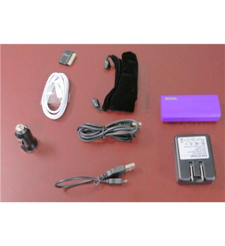 Royal Consumer Information Royal AP2800 Battery Charger - PURPLE