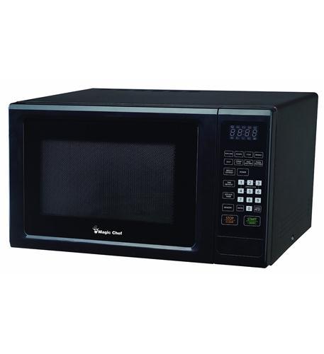 MAGIC CHEF 1.1 cf 1000 Watt Microwave BLACK