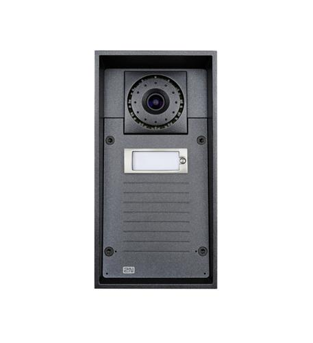 2N Helios IP Force - 1 button + camera