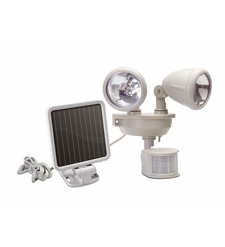 MAXSA Innovations 8 LED Solar-Power Motion-Activated Light