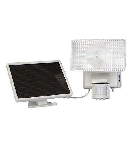 MAXSA Innovations 80LED Solar-Power Motion-Activated Light
