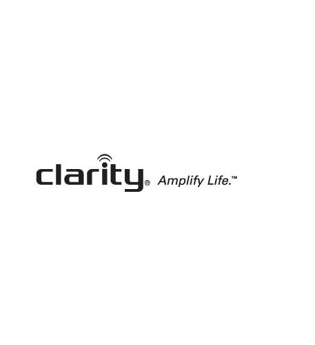 Clarity 50771.001 Push to Talk Handset