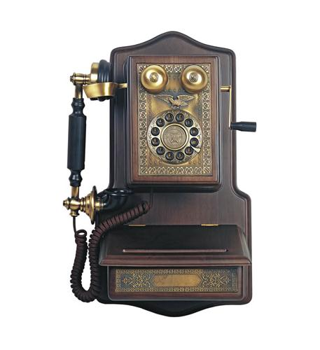 Paramount 1907AW Wooden Wall Phone