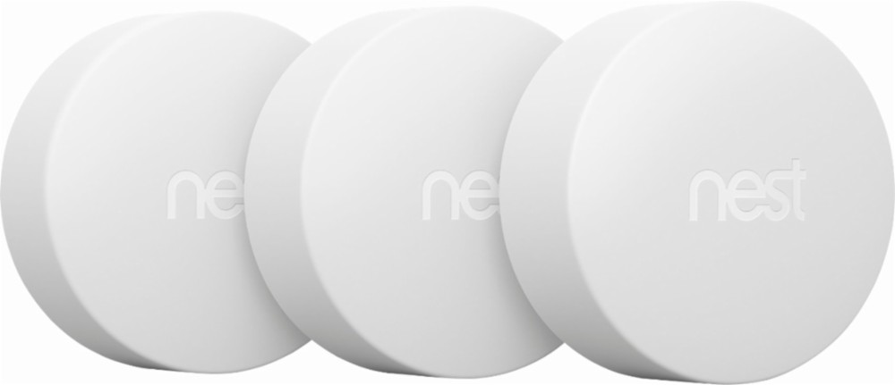 Nest Temperature Sensor - 3 Pack