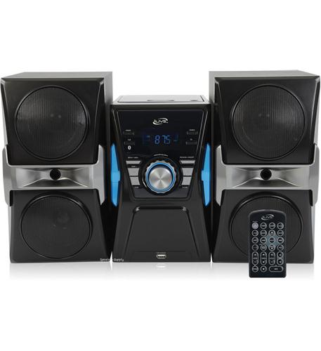 iLive High Quality Bluetooth/CD Micro System