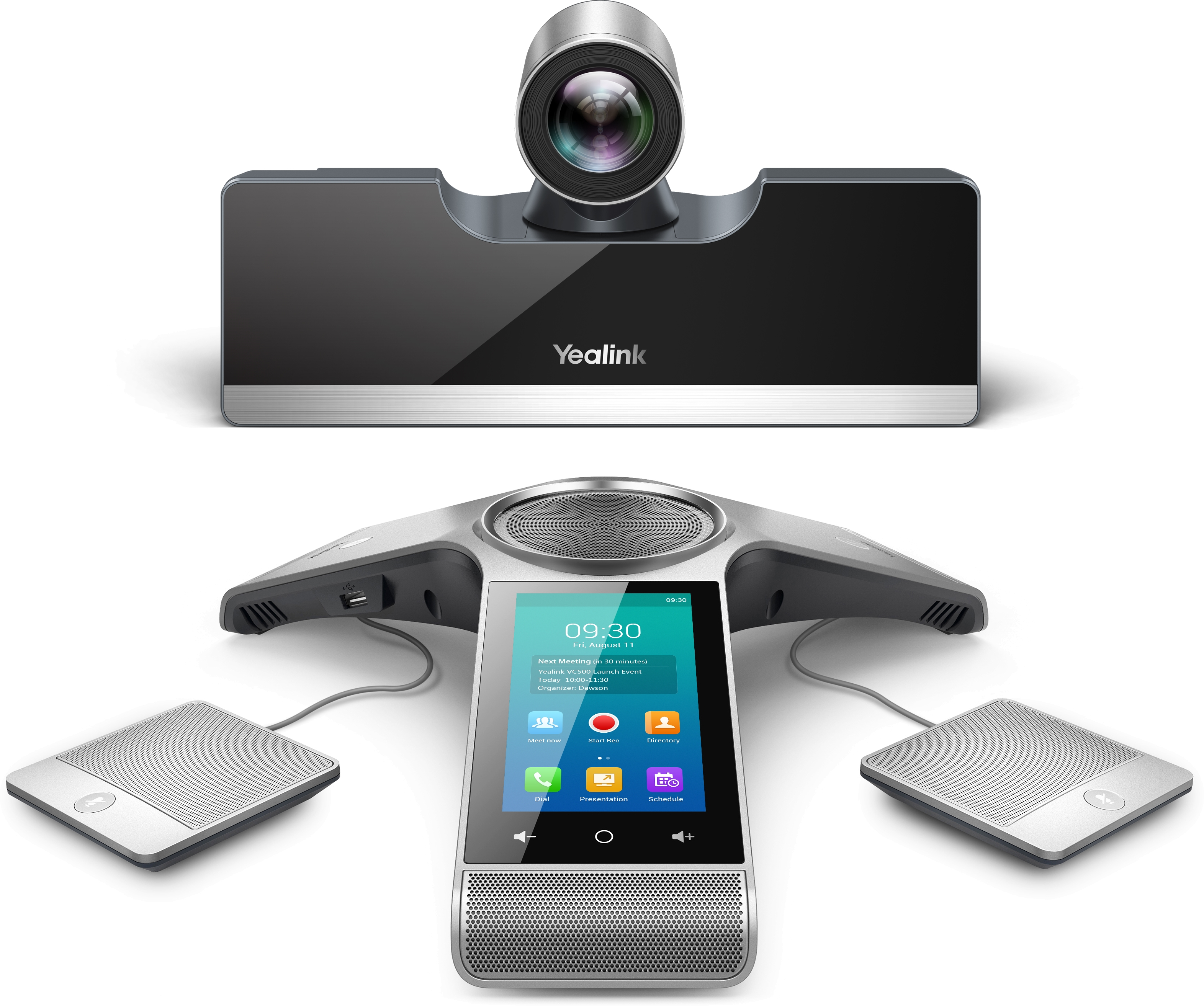 VC500 Vid Conf Endpoint (Phone/Wired/WP)