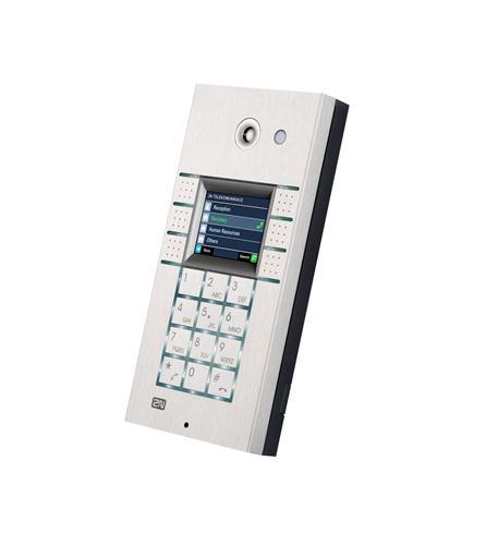 2N Helios IP Vario 3x2 button + display
