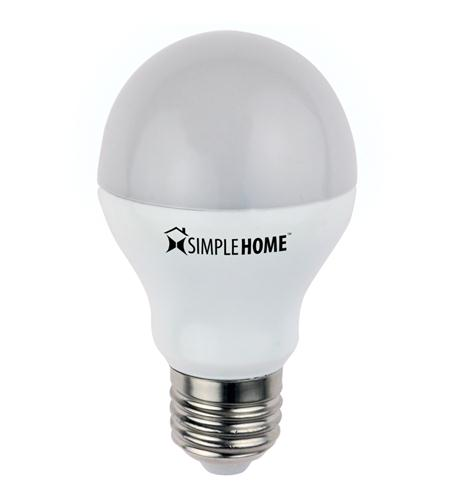 Simple Home Wifi LED Bulb - White