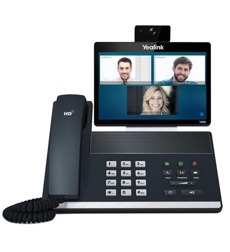 Yealilnk T49G Video Phone w/PSU