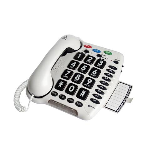 Amplified Big Button Telephone.