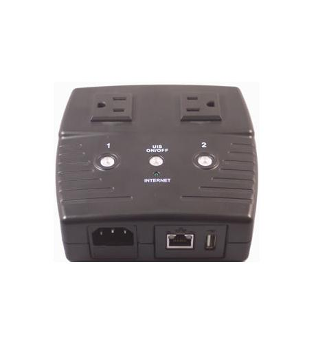 Multi-Link Two Outlet Remote AC-Power Controller
