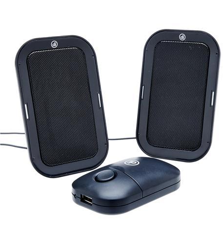 AcoustiX Portable Speaker System Delux