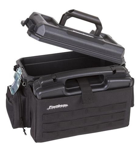 Flambeau Tactical Heavy Duty Range Box with Pistol Case