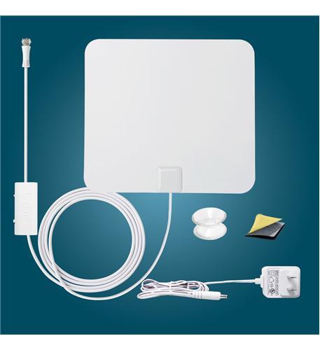 Antop Antenna Inc. HDTV Indoor Paperthin Amp TV Antenna