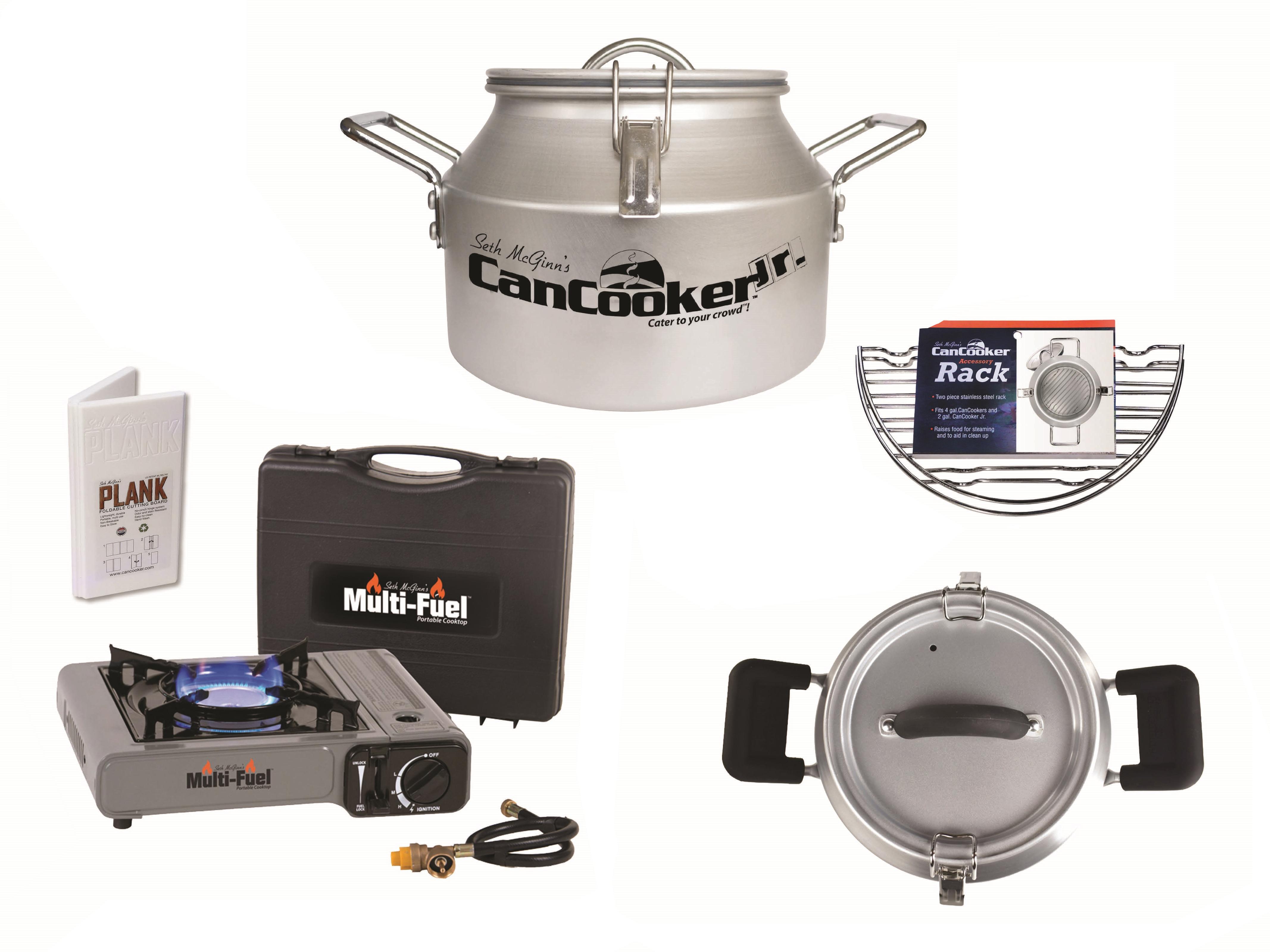 CanCooker Outdoorsman Kit