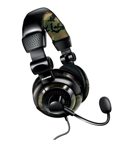 DreamGear Universal Elite Camo Headset