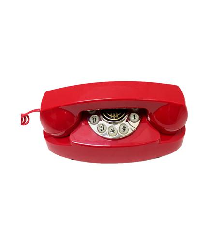 Paramount 1959 Princess Phone Red