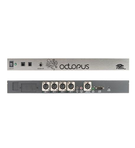 PHOENIX AUDIO Octopus and Analog line interface card