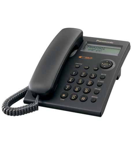 Future-Call 40dB Amplified Feature Phone w/ CID BLK