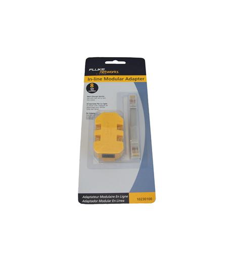 Fluke Networks Banjo In-line Adapter - 8 Confgurations