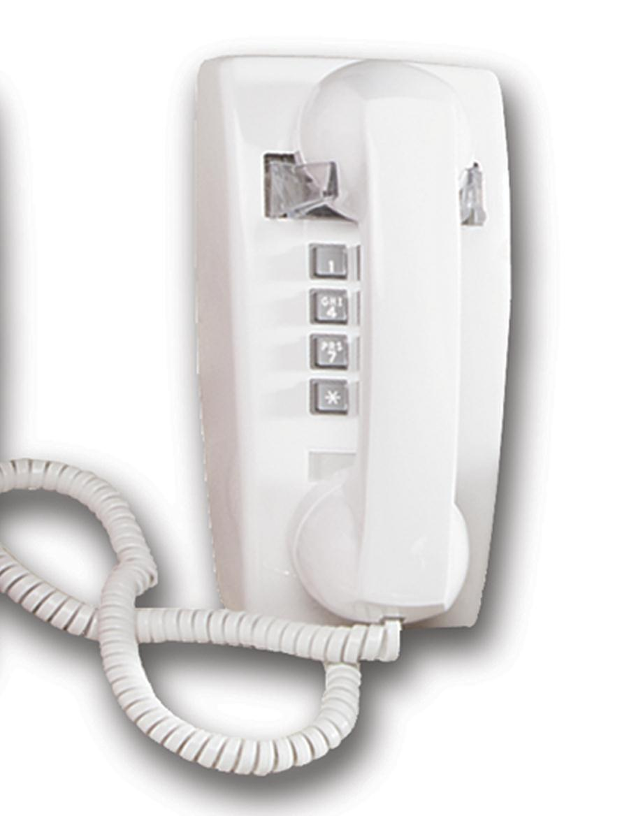TeleDynamics | Product Details: ITT-2554-V-WH