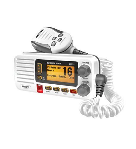 Uniden Fixed Mount VHF Marine Radio WHIT