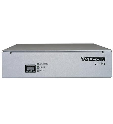 VALCOM Enhanced Network Station Port
