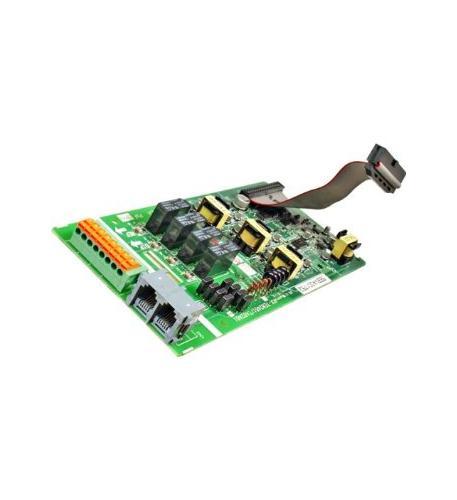 Panasonic kx-ta82461 door phone/opener card manual.