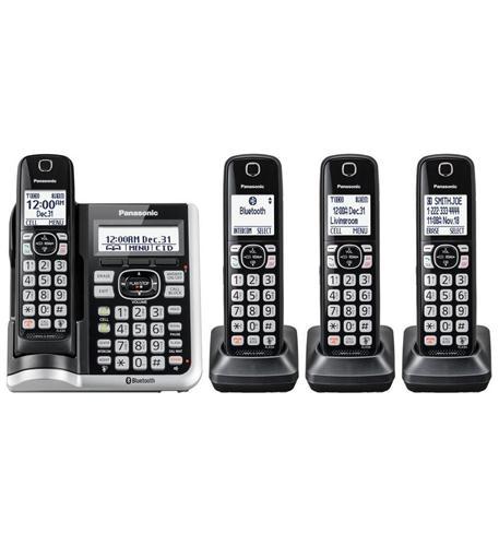 4HS Cordless Telephone, ITAD, DK, L2C, S