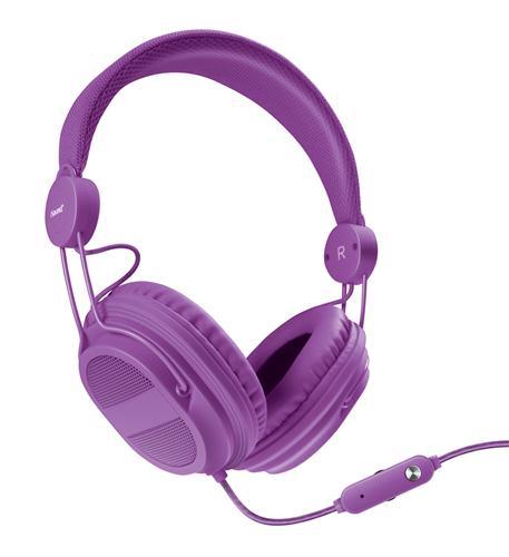HM-310 Kid Friendly Headphones Purple