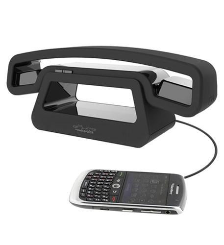 Swissvoice ePure Bluetooth Black Micro USB Charger