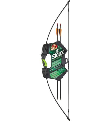 Barnett Crossbows 1071 Lil' Sioux Jr. Recurve Archery Set