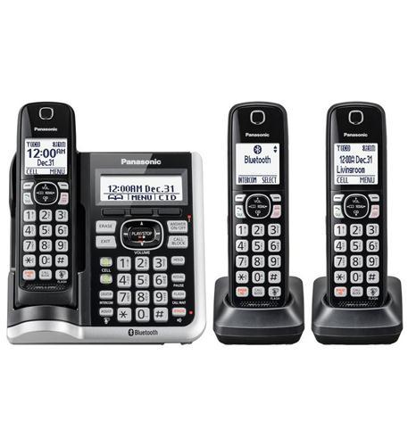 3HS Cordless Telephone, ITAD, DK, L2C, S