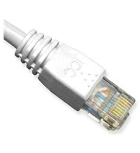 5 RD MOLDED BOOT CAT 5e ICC ICPCSJ05RD PATCH CORD