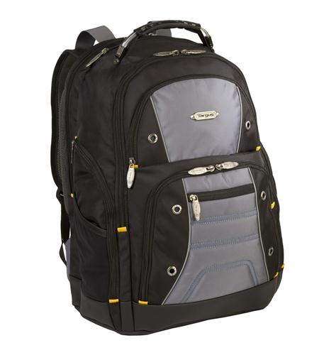 16in Drifter II Backpack, Black Gray