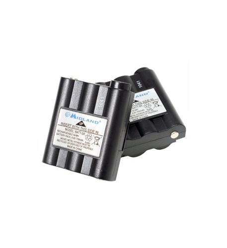 MIDLAND RADIO 2 Pack GXT Rechargeable Batteries BATT5R