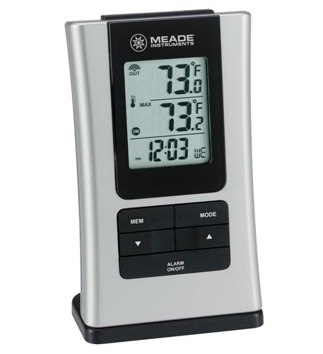 Meade Instruments Corporation Inside/Outside Thermometer