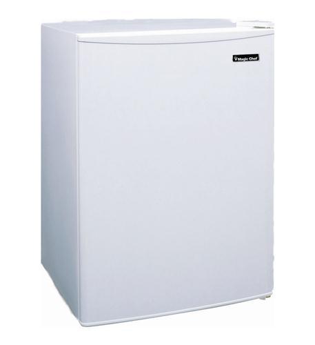 MAGIC CHEF 2.4 cf Refrigerator WHITE R600