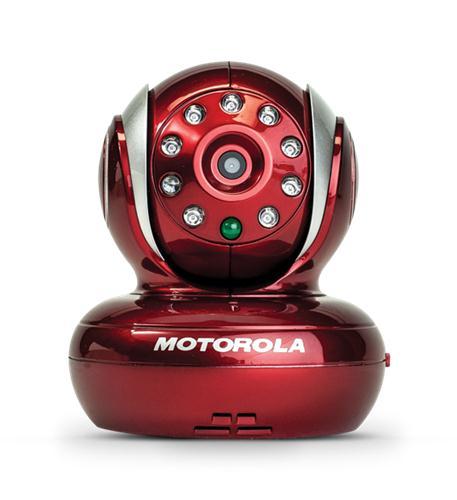 Motorola Blink Camera - RED