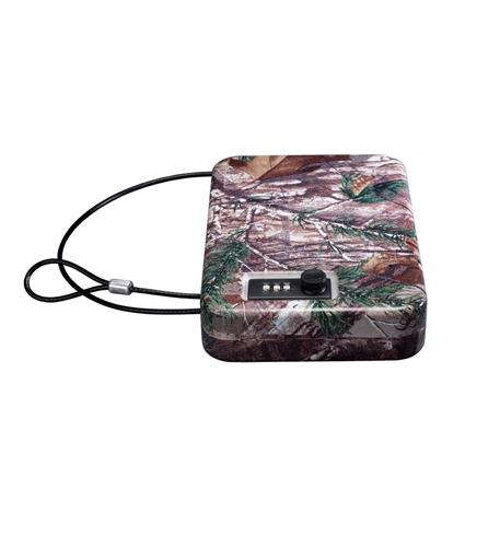 STACK-ON Realtree Xtra Portable Case w/Combo lock