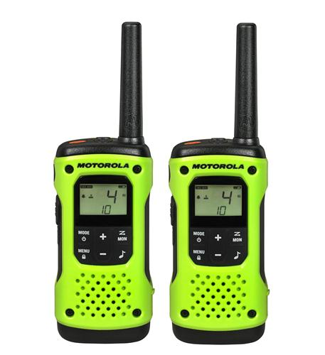 35 Mile Range FRS Waterproof Radios