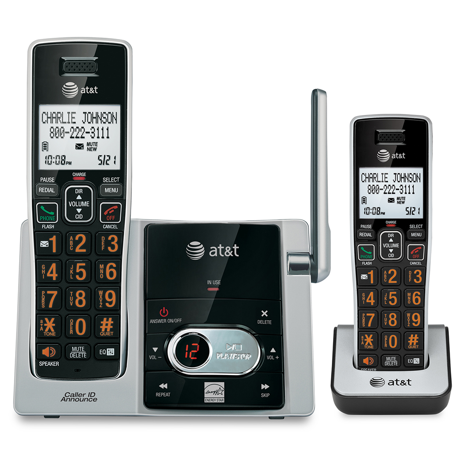 teledynamics product details att cl82213 rh teledynamics com att phone manual cl82313 att phone manual cl82313