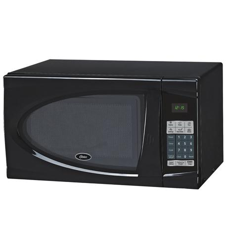 Oster 0.9 cu ft Microwave - 900 watts (black)