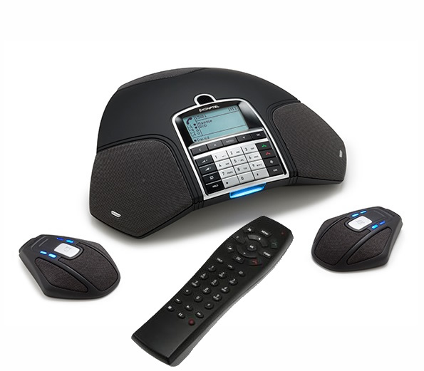 Konftel 300 (910101059) w/ mics + remote