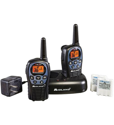 MIDLAND RADIO GMRS 2-Way Radio (Up to 26 miles)