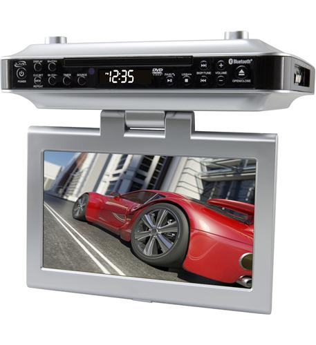 iLive Under the Cabinet TV/AM/FM/Bluetooth/CD